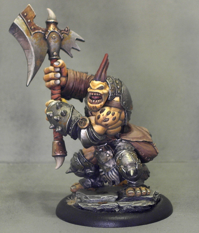 Troll Axer – Privateer Press