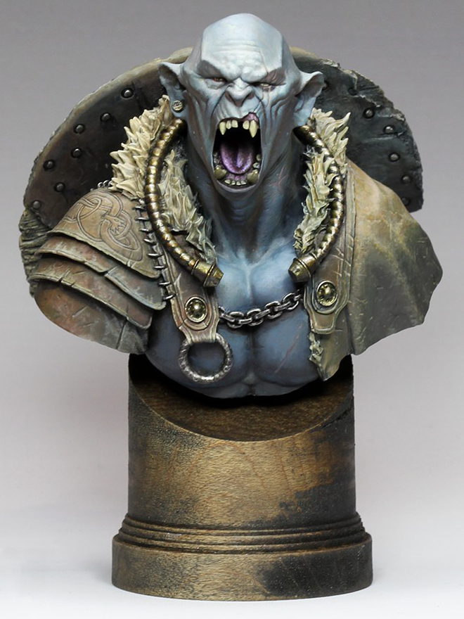 The White Orc – Light Miniatures
